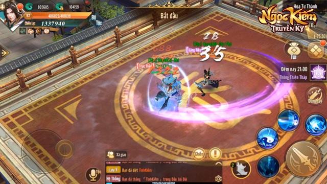 Đại chiến liên server: Nơi cao thủ võ lâm khẳng định đẳng cấp chí tôn trong Ngọc Kiếm Truyền Kỳ - Ảnh 1.