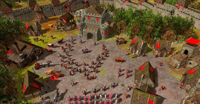 War Selection – Sự kiết hợp thú vị giữa Đế Chế và PUBG, đã thế còn miễn phí 100% - Ảnh 1.