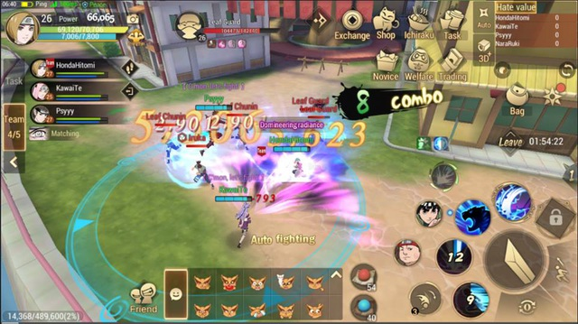 Game thế giới mở độc đáo Naruto: Slugfest rục rịch ra mắt tại Đông Nam Á - Ảnh 3.