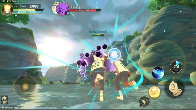 Game thế giới mở độc đáo Naruto: Slugfest rục rịch ra mắt tại Đông Nam Á - Ảnh 4.
