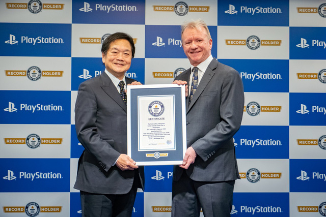 Lập kỷ lục vô tiền khoán hậu, PlayStation được Guinness vinh danh - Ảnh 1.