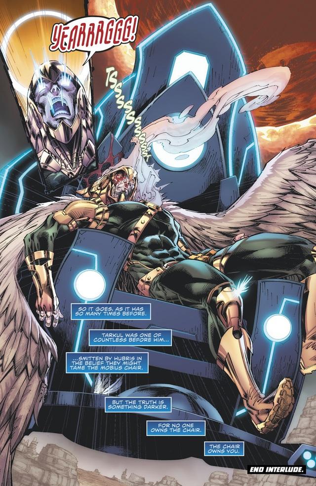 Thế chỗ Batman, The Flash trở thành Thần Trí Tuệ mới của vũ trụ DC - Ảnh 3.