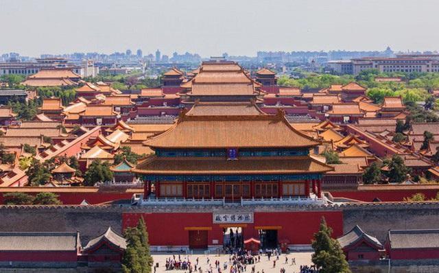 Giai thoại quỷ dị lưu truyền quanh Tử Cấm Thành: Nơi rùng rợn bậc nhất Bắc Kinh - Ảnh 2.