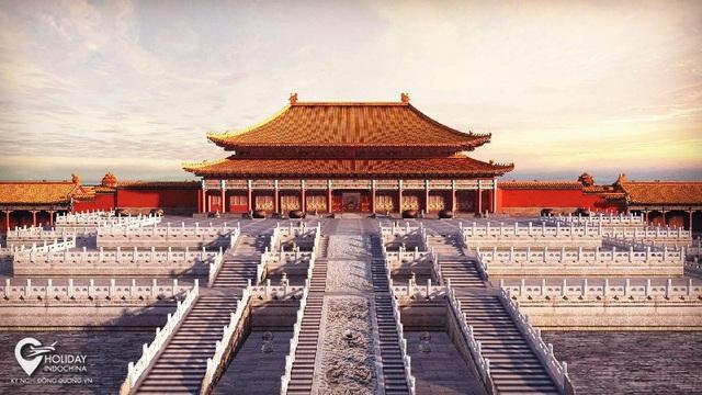 Giai thoại quỷ dị lưu truyền quanh Tử Cấm Thành: Nơi rùng rợn bậc nhất Bắc Kinh - Ảnh 4.