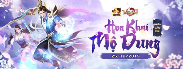 Một tuần sau ngày ra mắt Hoa Khai Mộ Dung, cộng đồng Tân Thiên Long Mobile VNG hào hứng đón nhận cơn mưa quà tặng cùng những tính năng mới - Ảnh 1.