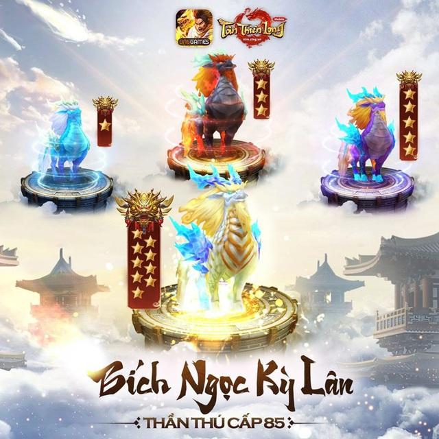 Một tuần sau ngày ra mắt Hoa Khai Mộ Dung, cộng đồng Tân Thiên Long Mobile VNG hào hứng đón nhận cơn mưa quà tặng cùng những tính năng mới - Ảnh 2.