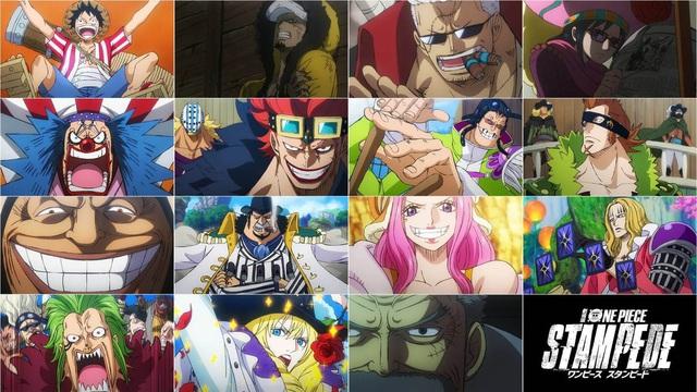 One Piece: Stampede - Siêu phẩm này có gì đặc biệt mà khiến fan đứng ngồi không yên? - Ảnh 3.