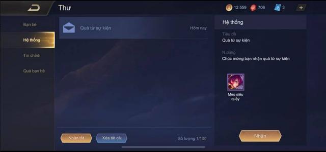 Liên Quân Mobile: Garena tặng FREE cả server 1 skin, người nhân phẩm cao sẽ trúng skin SS - Ảnh 5.