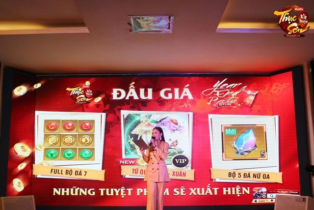 Đại gia Sài Gòn ngồi rung đùi xem trâu bò húc nhau, đến phút cuối chốt đấu giá TRĂM CỦ, bước nhảy 30 triệu khiến cộng đồng Thục Sơn nín luôn - Ảnh 6.