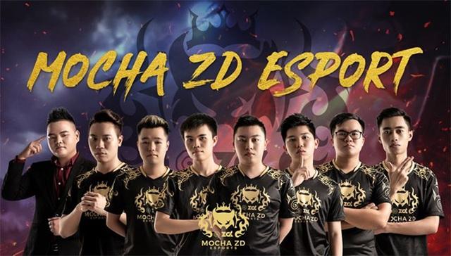 Liên Quân Mobile: Mocha ZD eSports, hy vọng vàng của Việt Nam tại SEA Games 30 - Họ là ai? - Ảnh 1.