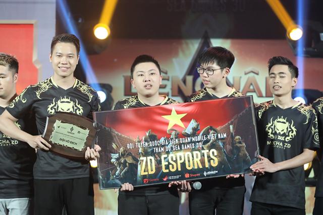 Liên Quân Mobile: Mocha ZD eSports, hy vọng vàng của Việt Nam tại SEA Games 30 - Họ là ai? - Ảnh 4.