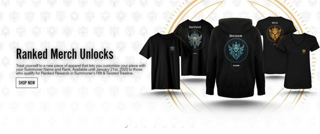 Không cần rank Thách Đấu, game thủ vẫn có cơ hội sở hữu áo vinh danh chính chủ đến từ Riot Games - Ảnh 2.
