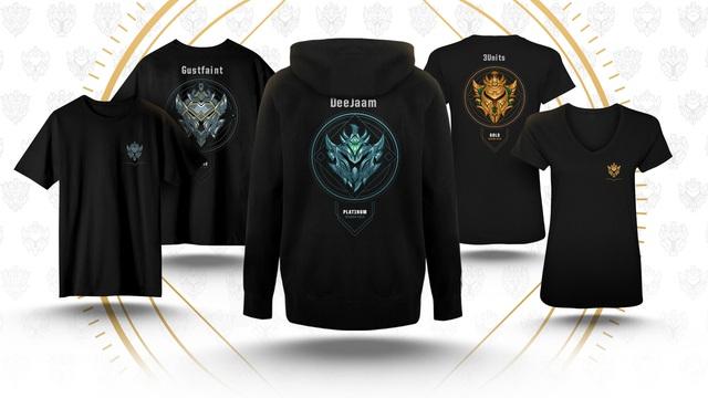 Không cần rank Thách Đấu, game thủ vẫn có cơ hội sở hữu áo vinh danh chính chủ đến từ Riot Games - Ảnh 5.