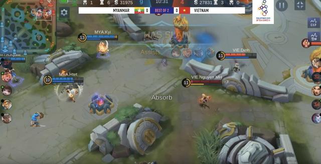 Tổng kết ngày thi đấu đầu tiên SEA Games 30: Đội tuyển quốc gia Mobile Legends: Bang Bang Việt Nam bất phân thắng bại với hàng loạt đối thủ lớn - Ảnh 2.