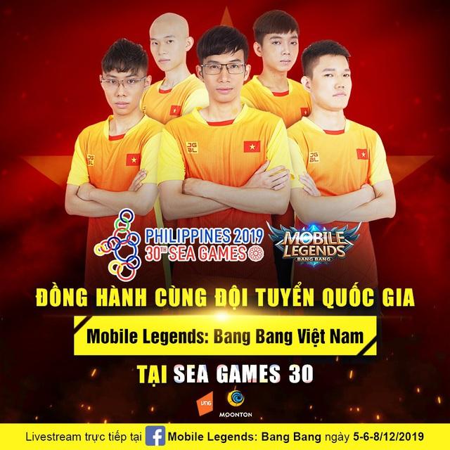 Tổng kết ngày thi đấu đầu tiên SEA Games 30: Đội tuyển quốc gia Mobile Legends: Bang Bang Việt Nam bất phân thắng bại với hàng loạt đối thủ lớn - Ảnh 7.