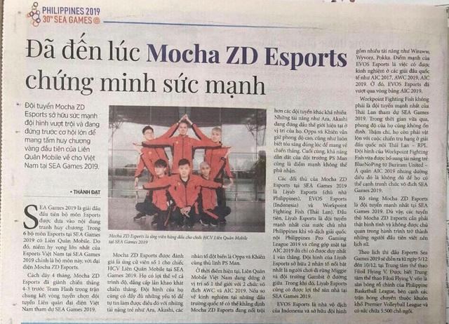 Liên Quân Mobile: ZD Esports được lên báo giấy, nhưng fan vẫn tiếc giá như là Team Flash - Ảnh 2.