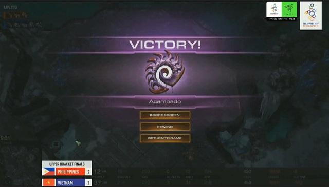 Ngày buồn của đoàn Esports Việt Nam: Thất bại ở cả hai nội dung Starcraft II và Hearthstone - Ảnh 2.