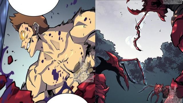 Solo Leveling chương 96: Các thợ săn bắt đầu tấn công, Kiến Vương xuất hiện - Ảnh 2.