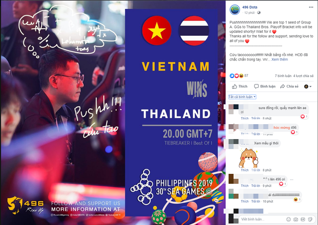 Bón hành cho người Thái - DOTA 2 Việt Nam chắc chắn có huy chương tại SEA Games 30 - Ảnh 4.