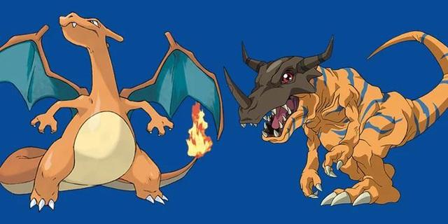 10 cặp đấu so tài giữa Pokemon với Digimon được fan mong chờ nhất (Phần 2) - Ảnh 1.