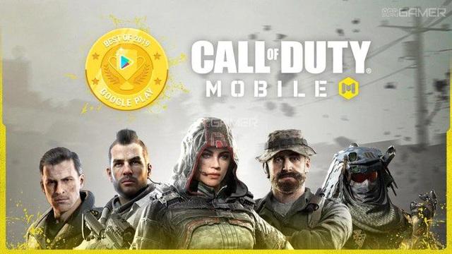 Ghẻ lạnh PUBG, Google Play bình chọn Call of Duty Mobile là trò chơi hay nhất 2019 - Ảnh 1.