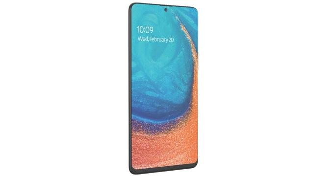 Rò ri cấu hình của chiếc Samsung Galaxy A71, smartphone tầm trung đẹp và khá mạnh sắp ra mắt - Ảnh 1.