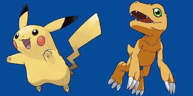 10 cặp đấu so tài giữa Pokemon với Digimon được fan mong chờ nhất (Phần 2) - Ảnh 5.