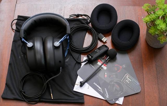 HyperX Cloud Alpha S - Tai nghe gaming xịn xò, đeo vào tự động đẹp trai - Ảnh 3.