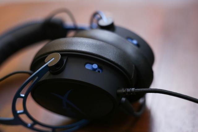 HyperX Cloud Alpha S - Tai nghe gaming xịn xò, đeo vào tự động đẹp trai - Ảnh 10.