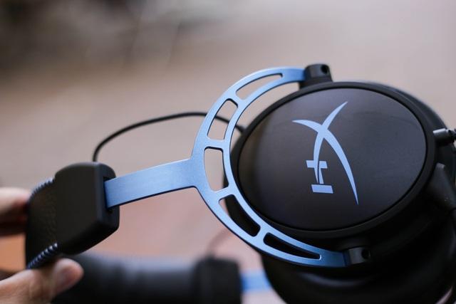 HyperX Cloud Alpha S - Tai nghe gaming xịn xò, đeo vào tự động đẹp trai - Ảnh 8.