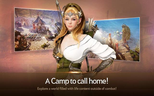 Bom tấn đồ họa Black Desert Mobile đã cho phép download trước, sẽ mở cửa trong tuần tới - Ảnh 4.