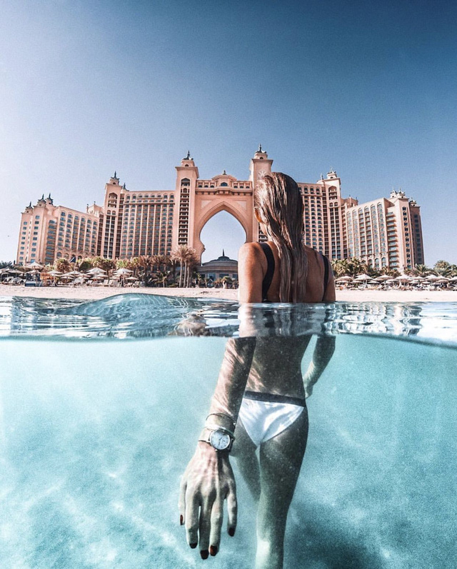 Xua tan cái lạnh 9 độ C bằng bộ ảnh gái xinh tại Dubai cùng sự kiện Idol Cửu Kiếm, chỉ còn 1 ngày để đăng ký tham gia! - Ảnh 14.