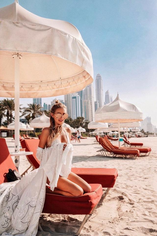 Xua tan cái lạnh 9 độ C bằng bộ ảnh gái xinh tại Dubai cùng sự kiện Idol Cửu Kiếm, chỉ còn 1 ngày để đăng ký tham gia! - Ảnh 12.