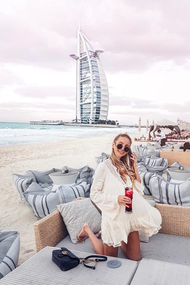 Xua tan cái lạnh 9 độ C bằng bộ ảnh gái xinh tại Dubai cùng sự kiện Idol Cửu Kiếm, chỉ còn 1 ngày để đăng ký tham gia! - Ảnh 18.