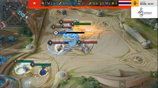 Liên Quân Mobile: Thất bại trước người Thái, BLV Việt Nam khóc ngay trên sóng, cộng đồng mạng tỏ rõ sự thất vọng - Ảnh 2.