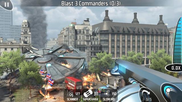 Game mobile đỉnh Men In Black: Galaxy Defenders - Chiến đấu với người ngoài hành tinh như trong phim - Ảnh 2.