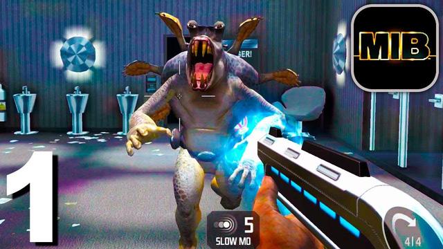 Game mobile đỉnh Men In Black: Galaxy Defenders - Chiến đấu với người ngoài hành tinh như trong phim - Ảnh 4.