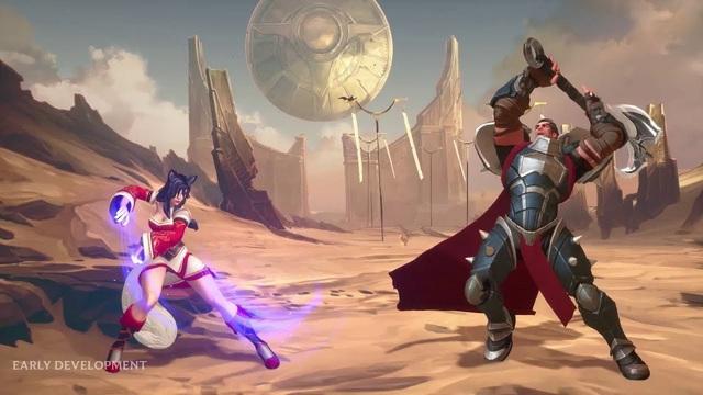 Riot giới thiệu tướng mới Sett cực chất - Đấm Garen không trượt phát nào, cho anh em Darius ăn hành - Ảnh 5.