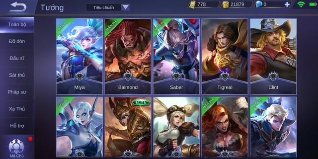 Hướng dẫn tân thủ 4 bước làm quen với Mobile Legends - Ảnh 1.