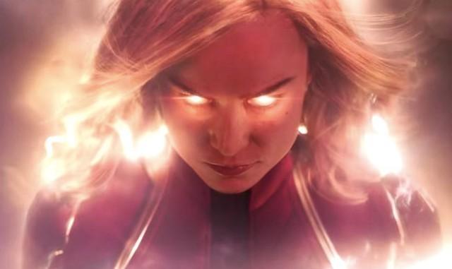 Captain Marvel mạnh đến mức đạo diễn Avengers lo các siêu anh hùng khác bị ra rìa - Ảnh 1.