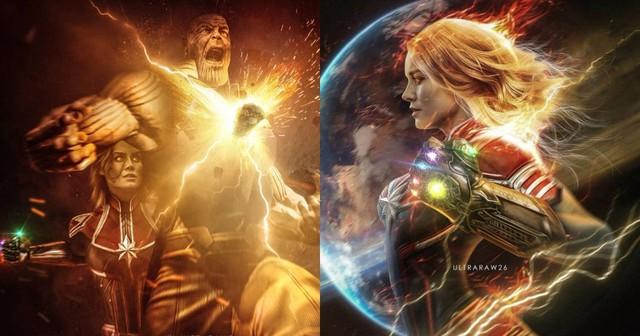 Captain Marvel mạnh đến mức đạo diễn Avengers lo các siêu anh hùng khác bị ra rìa - Ảnh 2.