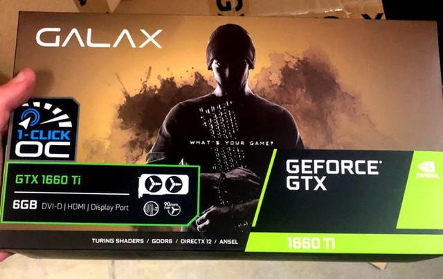 NVIDIA GeForce GTX 1660 Ti bất ngờ lộ hàng trước khi được bán chính thức, giá khoảng 8 triệu đồng - Ảnh 3.