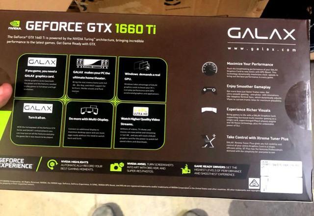 NVIDIA GeForce GTX 1660 Ti bất ngờ lộ hàng trước khi được bán chính thức, giá khoảng 8 triệu đồng - Ảnh 4.
