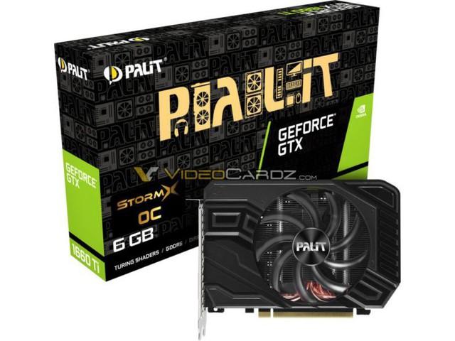 NVIDIA GeForce GTX 1660 Ti bất ngờ lộ hàng trước khi được bán chính thức, giá khoảng 8 triệu đồng - Ảnh 1.