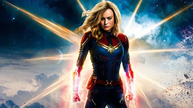 Captain Marvel là ai trong Vũ trụ Điện ảnh Marvel rộng lớn? - Ảnh 1.