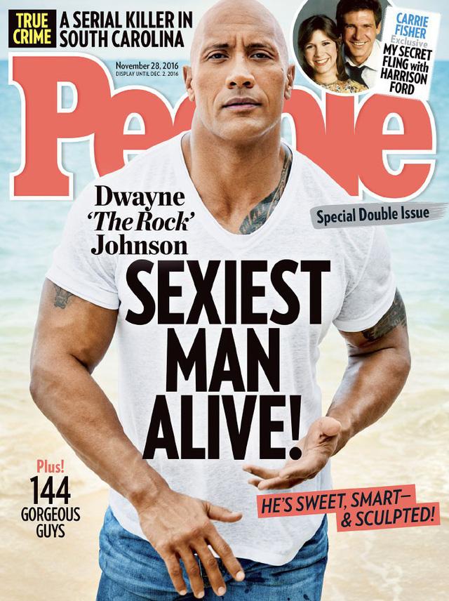 Top 10 nam diễn viên thân hình 6 múi từng được bầu chọn là Người đàn ông quyến rũ nhất hành tinh trong những năm gần đây. - Ảnh 2.
