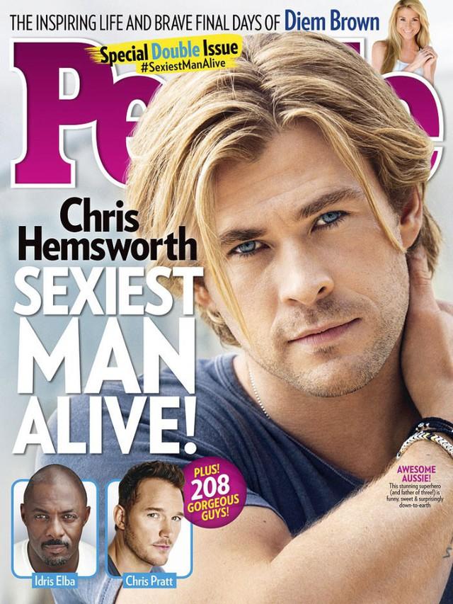 Top 10 nam diễn viên thân hình 6 múi từng được bầu chọn là Người đàn ông quyến rũ nhất hành tinh trong những năm gần đây. - Ảnh 3.