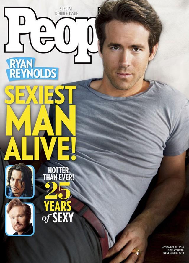 Top 10 nam diễn viên thân hình 6 múi từng được bầu chọn là Người đàn ông quyến rũ nhất hành tinh trong những năm gần đây. - Ảnh 6.