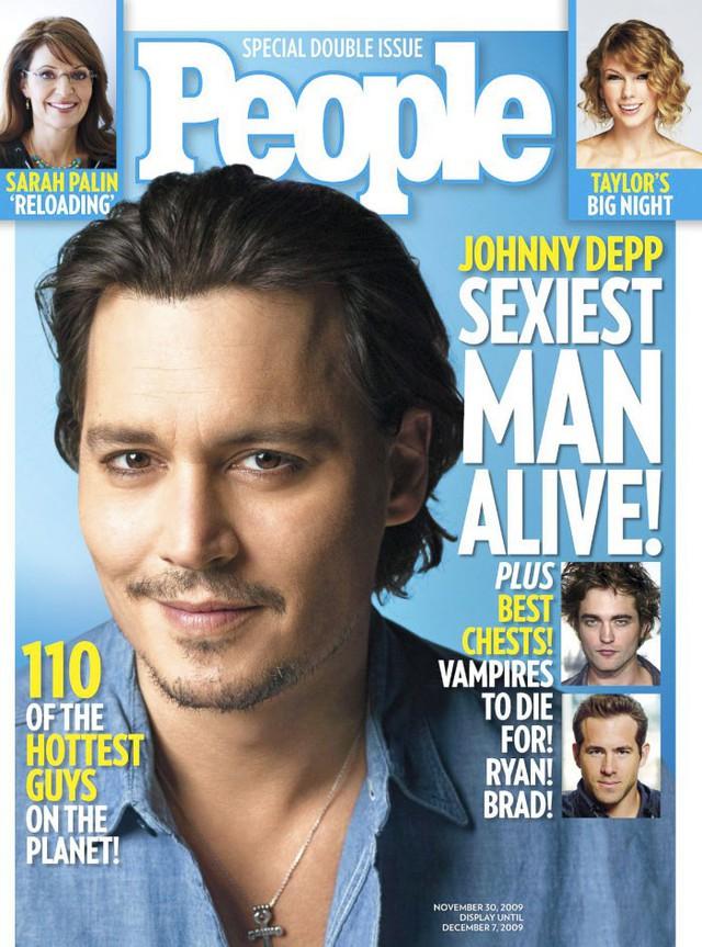 Top 10 nam diễn viên thân hình 6 múi từng được bầu chọn là Người đàn ông quyến rũ nhất hành tinh trong những năm gần đây. - Ảnh 7.