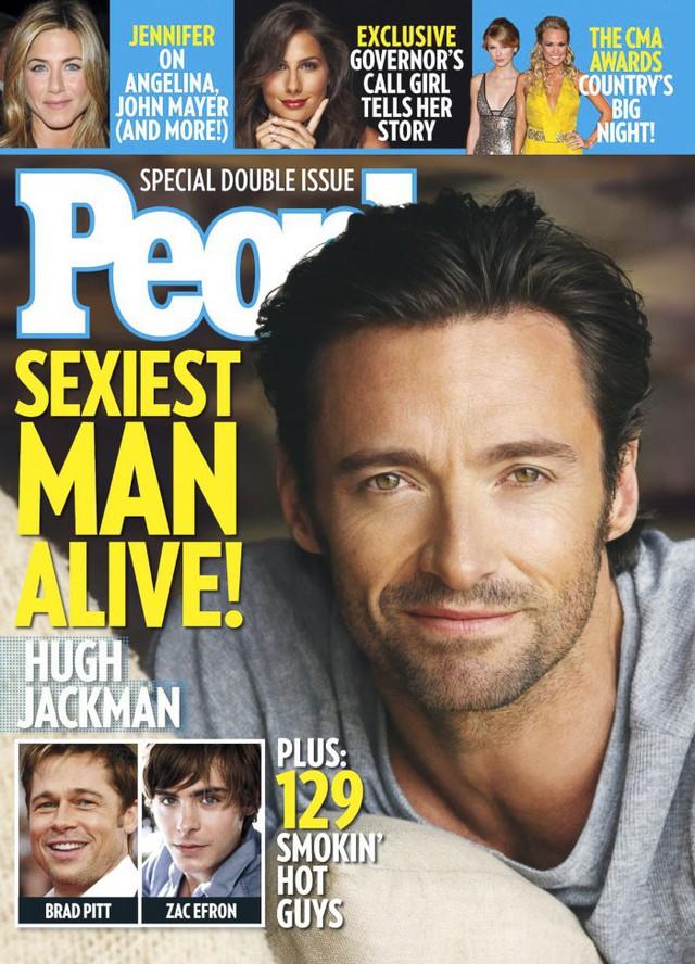 Top 10 nam diễn viên thân hình 6 múi từng được bầu chọn là Người đàn ông quyến rũ nhất hành tinh trong những năm gần đây. - Ảnh 8.